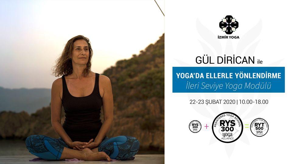 Gül Dirican ile Yoga'da Ellerle Yönlendirme