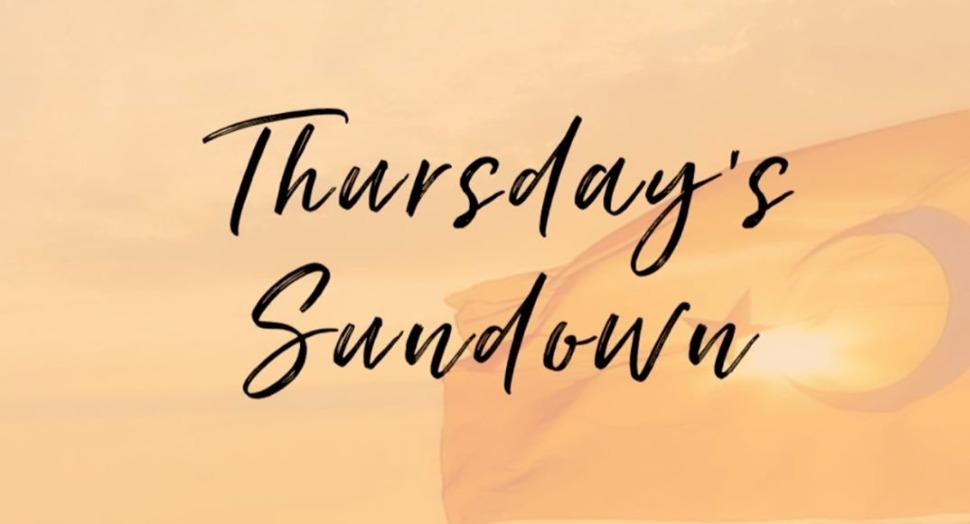 Thursday's Sundown