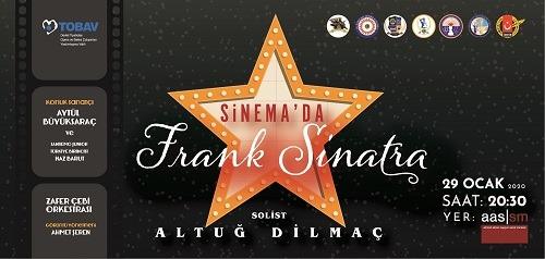 Sinema'da Frank Sinatra