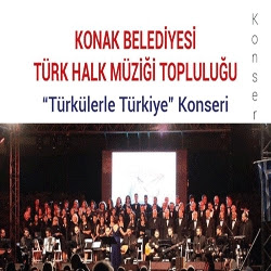 Konak Belediyesi Türk Halk Müziği Topluluğu