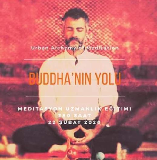 Serdar Prem ile Meditasyon Uzmanlık Eğitimi