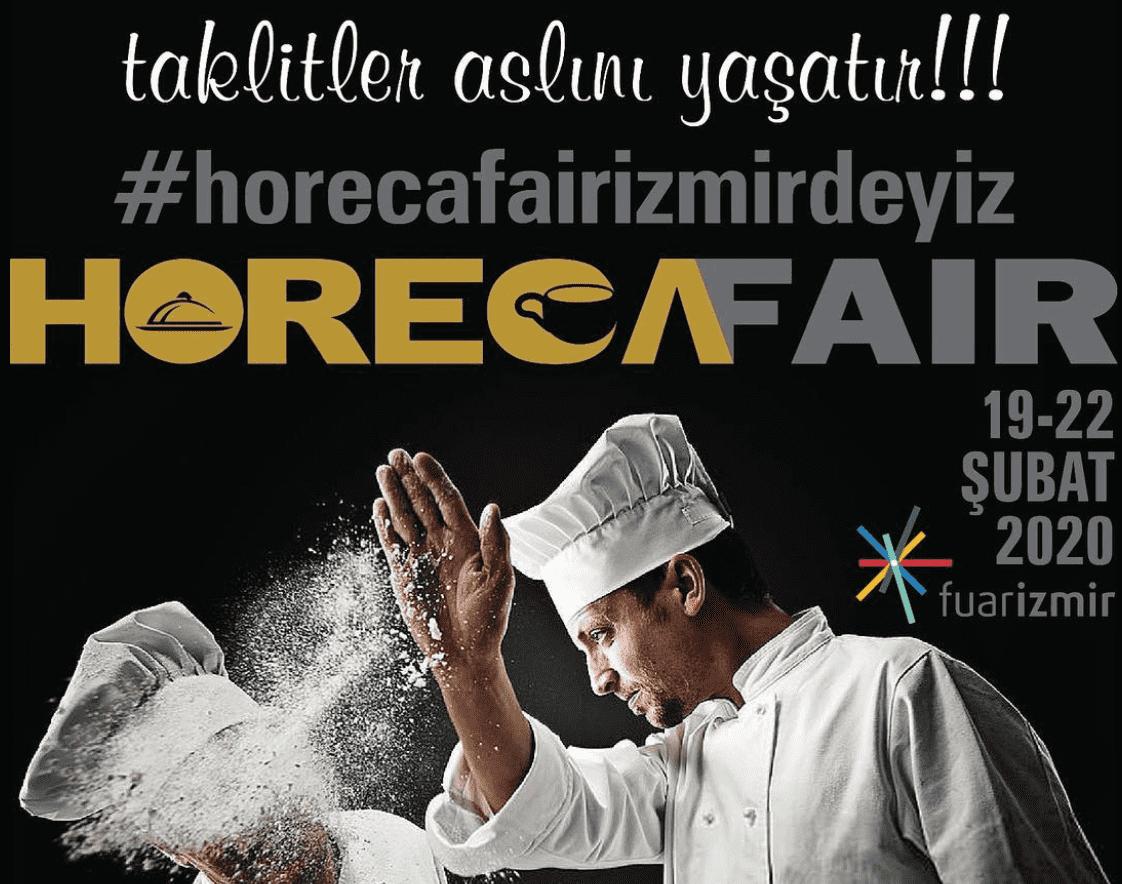 Horeca Fair Uluslararası Otel Ekp. ve Ev Dışı Tüketim Fuarı 2020