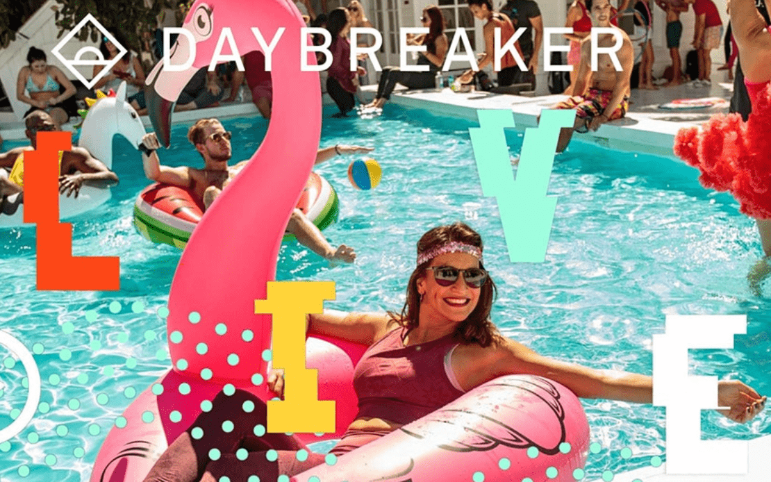 Daybreaker Live: Spring Break House Party