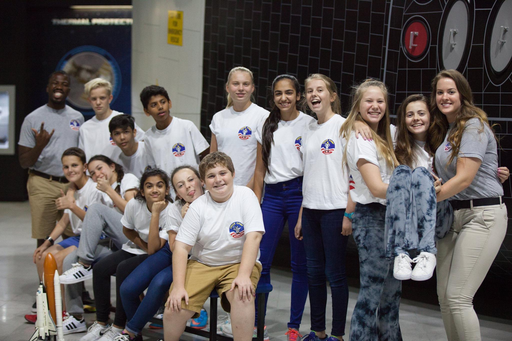 Galaktik Yaz Kampı (9-15 yaş)