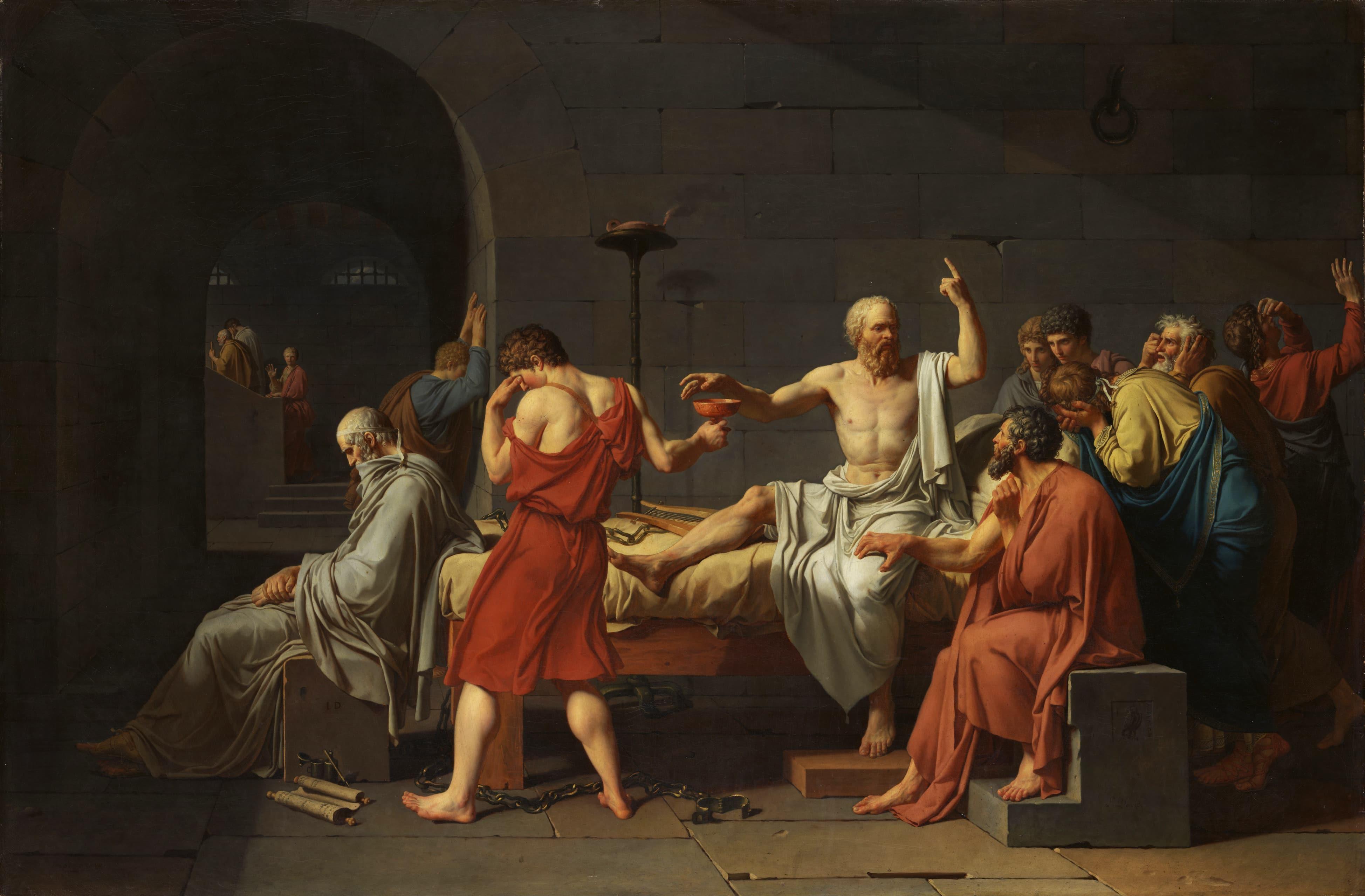 Labredoor'da Edebiyat Sohbetleri: Sokrates Öncesi ve Sonrası