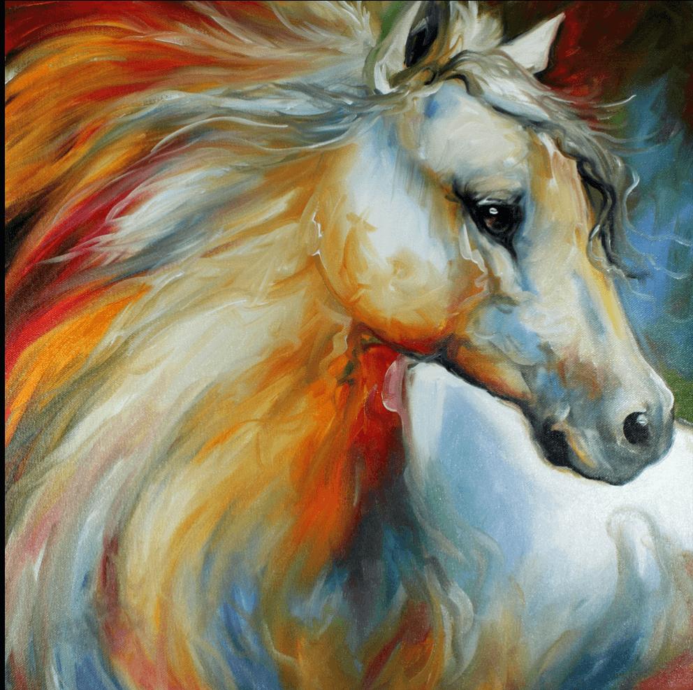 Masterpiece İzmir Resim - Pegasus
