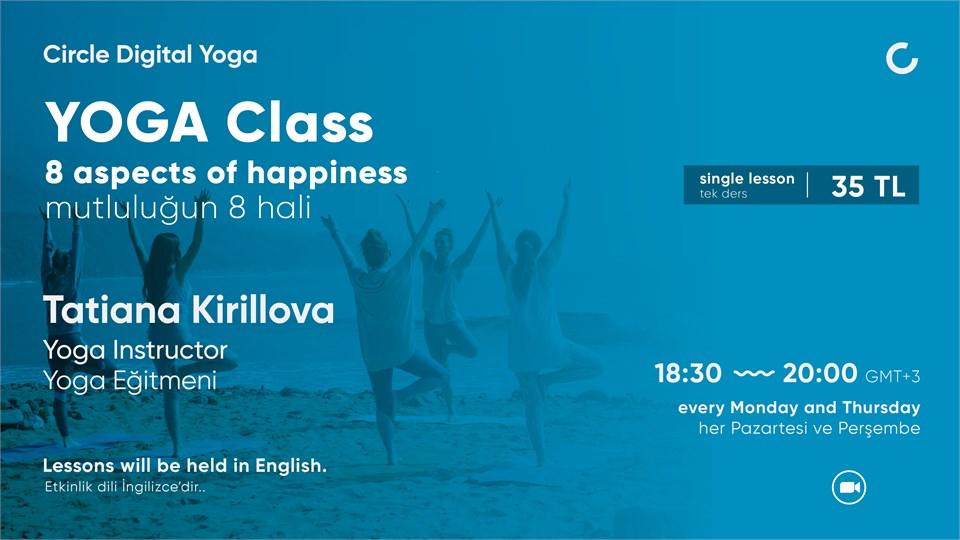 Tatiana Kirillova ile Mutluluğun 8 Hali