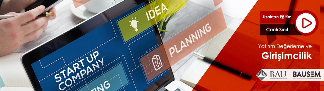 Yatırım Değerleme ve Girişimcilik